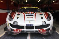 #70 MR Racing Ferrari 488 GTE