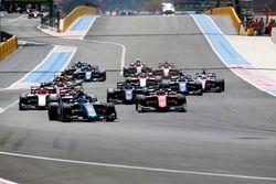 Nicholas Latifi, DAMS devance Louis Deletraz, Charouz Racing System