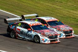 Garth Tander, Garry Rogers Motorsport Holden James Golding, Garry Rogers Motorsport Holden