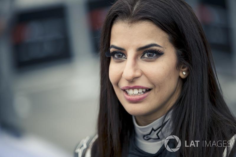 Aseel Al-Hamad, Suudi Arabistan Motor Sporları Federasyonu başkanı