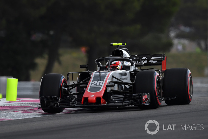 9. Kevin Magnussen, Haas F1 Team VF-18