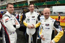 #63 Corvette Racing Chevrolet Corvette C7.R: Jan Magnussen, #93 Porsche GT Team Porsche 911 RSR: Earl Bamber, Oliver Gavin