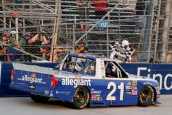 Yarış galibi Johnny Sauter, GMS Racing, Chevrolet