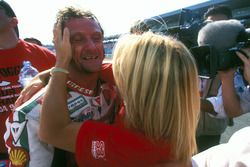 Carl Fogarty, Ducati e Michaela Fogarty