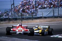 Mario Andretti, Alfa Romeo 179C, Alain Prost, Renault RE30