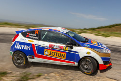 Ümitcan Özdemir, Batuhan Memişyazıcı, Ford Fiesta R2T, Ford Motorsport Türkiye