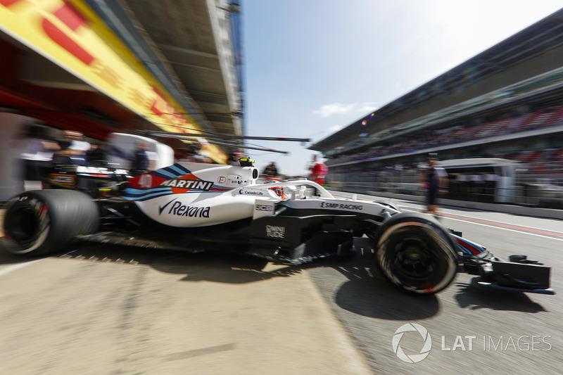 GP de España 2018 PL1