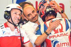 Jack Miller, Pramac Racing, Claudio Domenicali