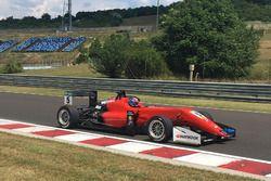 Petru Florescu, Fortec Motorsport Dallara F317 - Mercedes-Benz