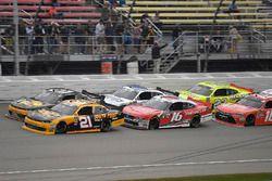 Daniel Hemric, Richard Childress Racing, Chevrolet Camaro South Point Hotel & Casino, Austin Dillon,