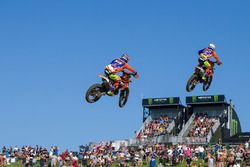 Glenn Coldenhoff en Jeffrey Herlings, KTM MXGP