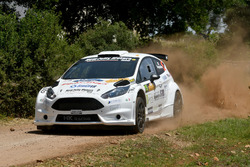 Giuseppe Bergantino, Michela Di Vincenzo, Ford Fiesta R5, New Jolly Motors