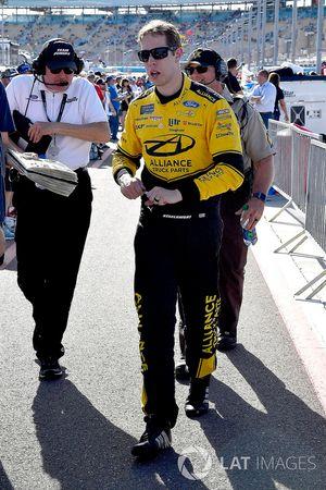 Brad Keselowski, Team Penske, Ford Fusion Alliance Truck Parts