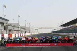 Le moto della MotoGP