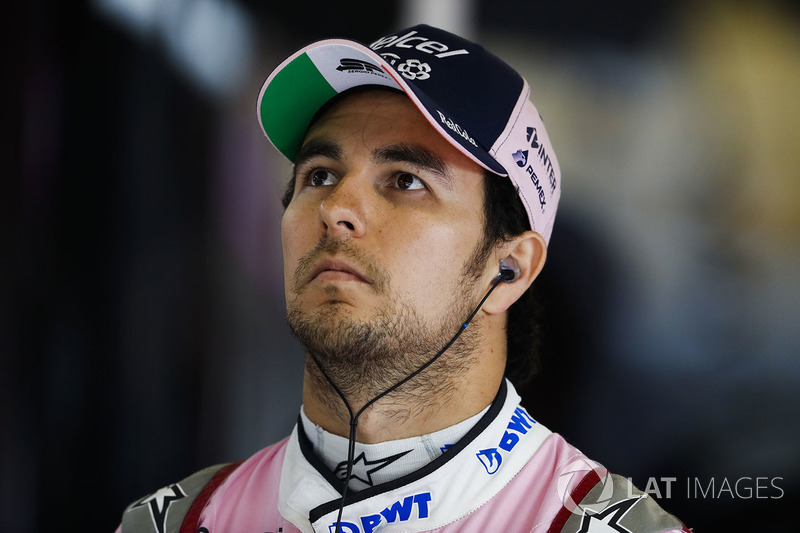 Sergio Pérez, Force India