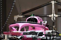 Halo de la Force India VJM11