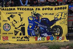 Fan di Valentino Rossi