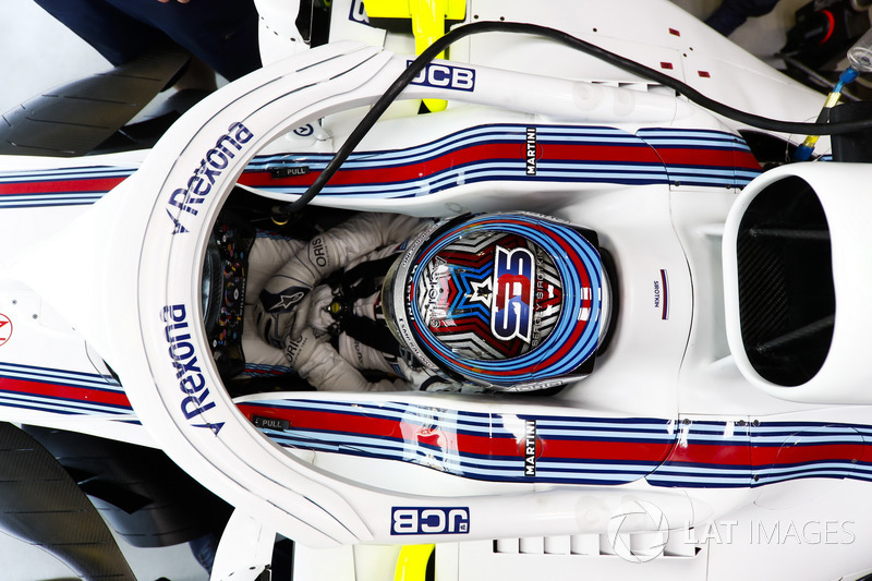 16e Sergey Sirotkin, Williams Racing