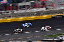 Ryan Sieg, RSS Racing, Chevrolet Camaro RSS Racing and Kaz Grala, Fury Race Cars LLC, Ford Mustang NETTTS