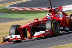 Davide Rigon, Ferrari F138