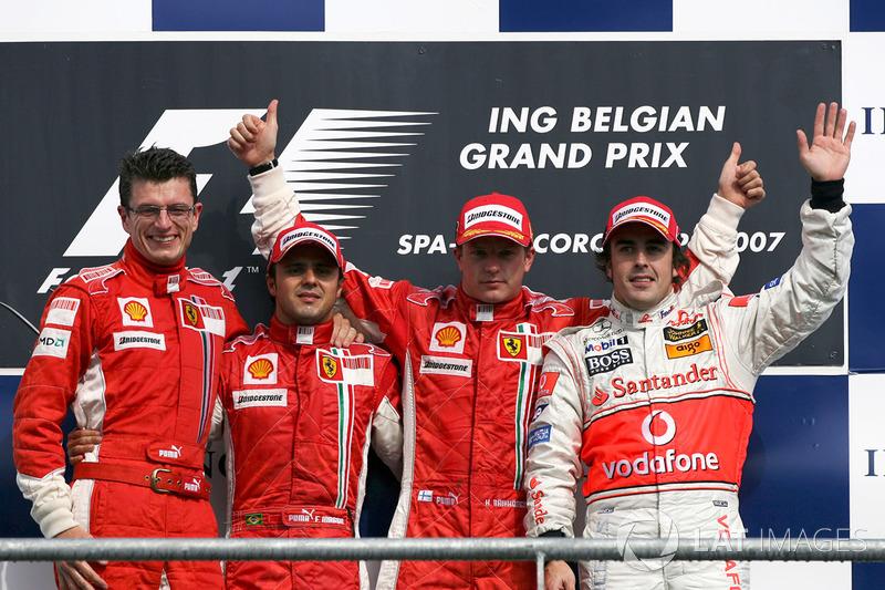 GP da Bélgica 2007