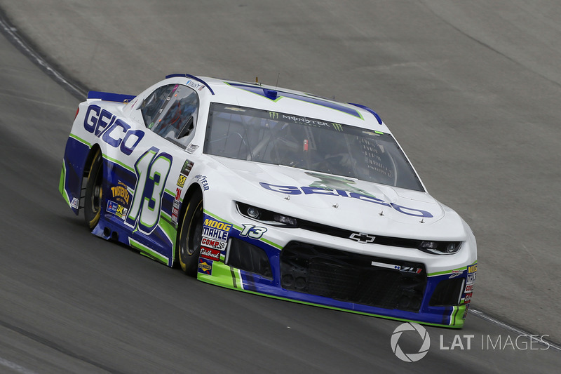 23. Ty Dillon, No. 13 Germain Racing Chevrolet Camaro