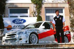 Карлос Сайнс, Ford Escort WRC