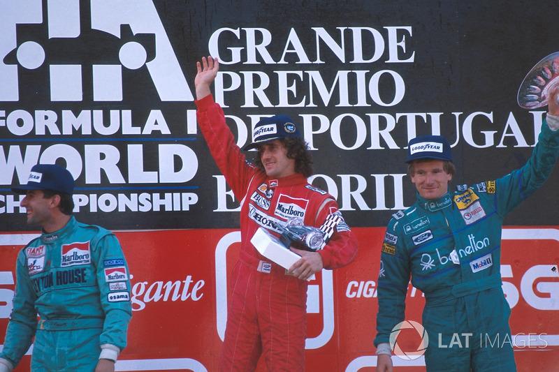 1988 – Alain Prost
