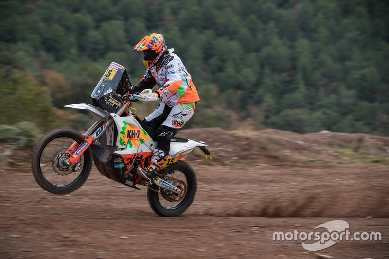 #15 Laia Sanz, KTM