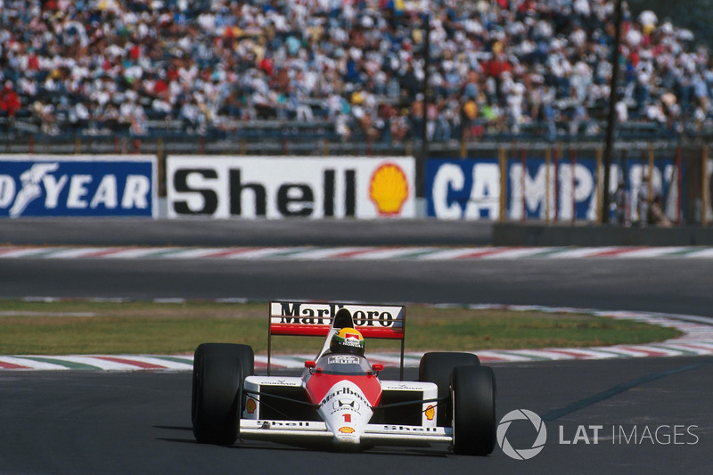 1989: Ayrton Senna