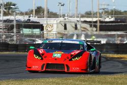 #48 Paul Miller Racing Lamborghini Huracan GT3: Madison Snow, Bryan Sellers, Andrea Caldarelli, Bryc