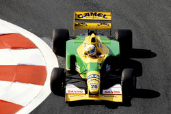 Martin Brundle, Benetton B192