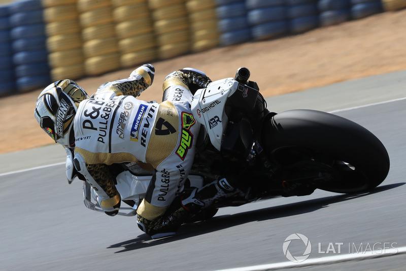 20. Alvaro Bautista, Angel Nieto Team