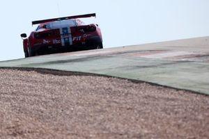#61 AF Corse Ferrari 488 GTE EVO: Franck Dezoteux, Pierre Ragues, Côme Ledogar