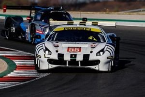 #55 Spirit Of Race Ferrari 488 GTE EVO LMGTE, Duncan Cameron, Matthew Griffin, Paolo Ruberti