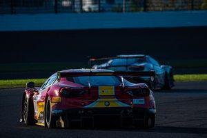 #71 AF Corse - Francorchamps Motor Ferrari 488 GT3 GT3: Alessio Rovera, Antonio Fuoco, Callum Ilott