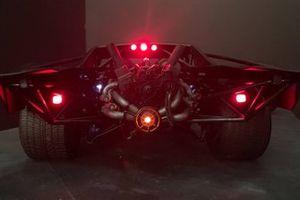Batmobile del film