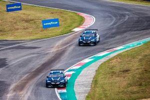 Mattias Ekström, Jordi Gené, Zengő Motorsport X CUPRA, Cupra e-Racer