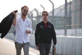 Jean-Eric Vergne, DS Techeetah, Antonio Felix da Costa, DS Techeetah