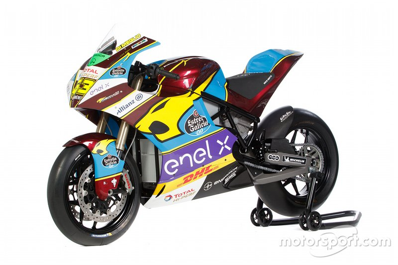 MotoE de Mike di Meglio, Marc VDS Racing