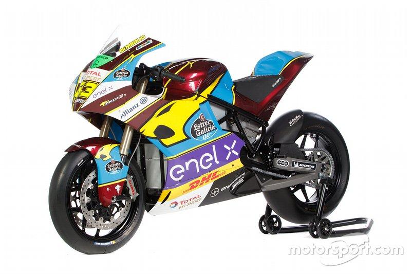 MotoE de Mike di Meglio, Marc VDS Racing