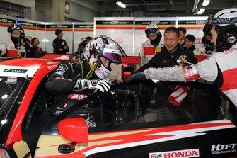 Daisuke Nakajima, #16 MOTUL MUGEN NSX-GT
