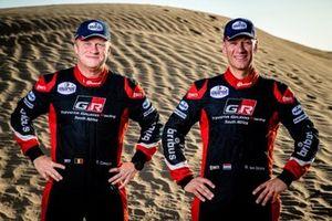 Bernhard Ten Brinke, Tom Colsoul, Toyota Gazoo Racing