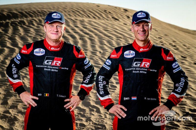 Бернхард тен Бринке и Том Колсул, Toyota Gazoo Racing