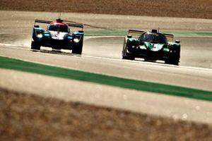 #13 Inter Europol Competition Ligier JS P3 Nissan: Martin Hippe, Nigel Moore, #24 Panis Barthez Competition Ligier JSP217 Gibson: Timothé Buret, Konstantin Tereschenko