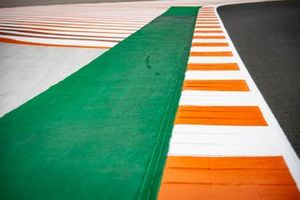 Valencia circuit detail