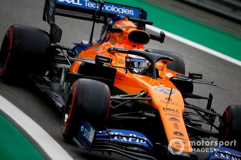 20º - Carlos Sainz Jr., McLaren MCL34