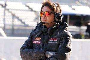 Satoshi Motoyama(B-Max Racing with Motopark)