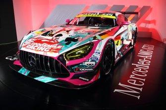 #4 Goodsmile Racing with Team Ukyo Mercedes-AMG GT3