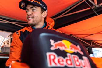 #2 Red Bull KTM Factory Racing: Matthias Walkner